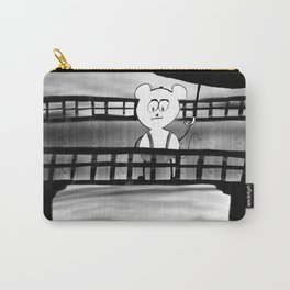 Tiny Thoughts Carry-All Pouch