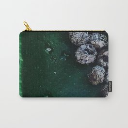 Life On A Leaf Carry-All Pouch