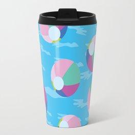 Pool Balls Travel Mug