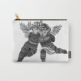 cherubs Carry-All Pouch
