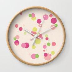 Balloons//Six Wall Clock