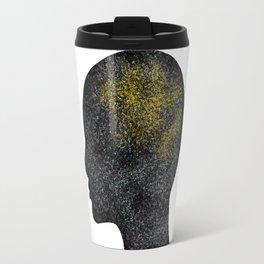 Clever brain Travel Mug