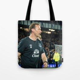 Duncan Ferguson Tote Bag