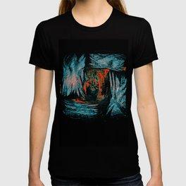 Four Panel Intrigue T-shirt