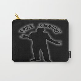 FREE SHRUGS Carry-All Pouch