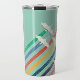 The Cranes Travel Mug