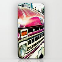 ford iPhone & iPod Skins featuring Ford Tough by Kim Ramage