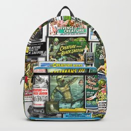 Vintage Creature by Iamjohnlogan Backpack