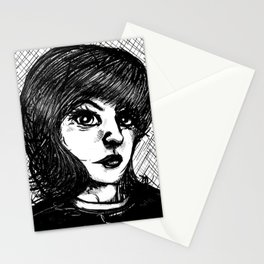 Monotone III Stationery Cards