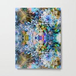 Floral Inspiration Metal Print