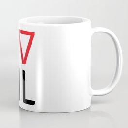 I love machine learning Coffee Mug