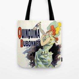 Apéritif Quinquina Dubonnet Tote Bag