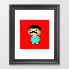The Bitles - Paul Framed Art Print