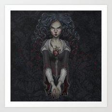 Bleeding Hearts Club Art Print