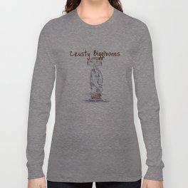 Crusty Bigglebones Long Sleeve T-shirt