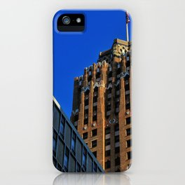 Chasing The Guardian iPhone Case