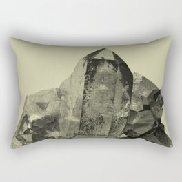 Vintage Crystal Mineral Rectangular Pillow