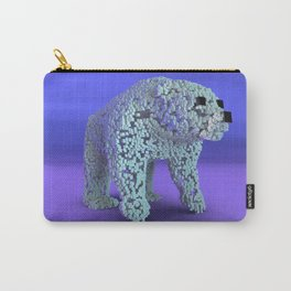 Ice Cube Bear Carry-All Pouch