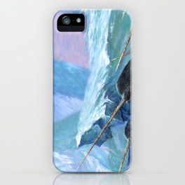 Narwhals at Play iPhone Case