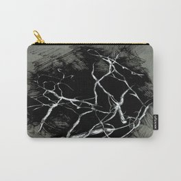 Misterious Branches Carry-All Pouch