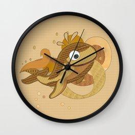 Delphin Wall Clock