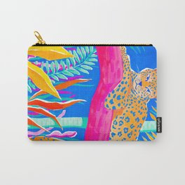 Exotic Jungle Carry-All Pouch