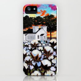 Sweet Sanctuary iPhone Case