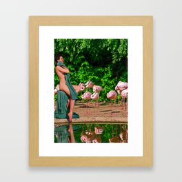 Immaculate Framed Art Print
