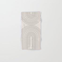 Arch Art Hand & Bath Towel