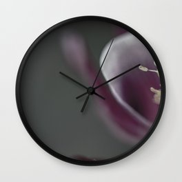 Blooming Color Wall Clock