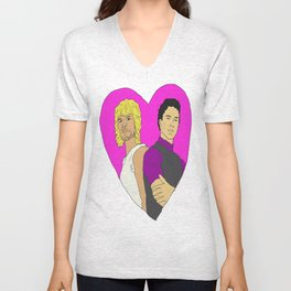 The Perfect Wave Unisex V-Neck
