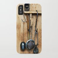 kitchen iPhone & iPod Cases featuring KITCHEN EQUIPMENT by CAPTAINSILVA