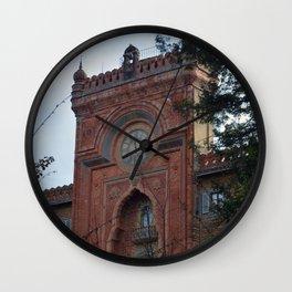 Sammezzano Castle Wall Clock