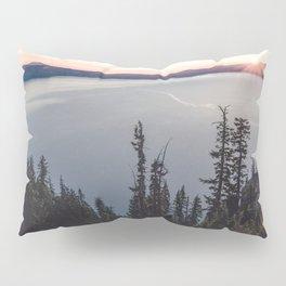 Lakeside Sunrise Pillow Sham