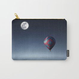 Moon & Balloon Carry-All Pouch