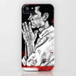 We all go a little mad sometimes iPhone Case