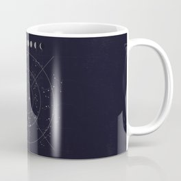 Constellations Coffee Mug