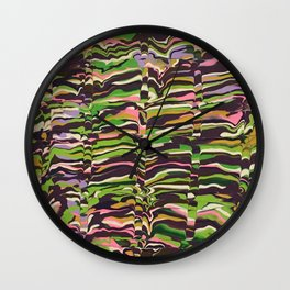 Nature Rocks Wall Clock