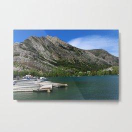 Waterton Lakes Metal Print