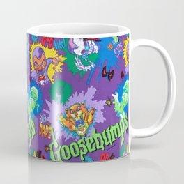 Vintage 90's Pattern Coffee Mug