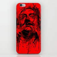 dali iPhone & iPod Skins featuring Dali by nicebleed