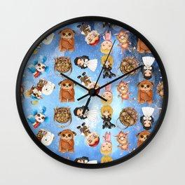 Dance Magic Dance Wall Clock