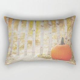 Autumn at the Beach Rectangular Pillow