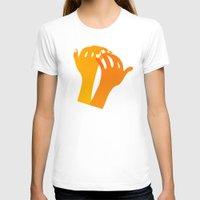 hands T-shirts featuring hands by alex eben meyer
