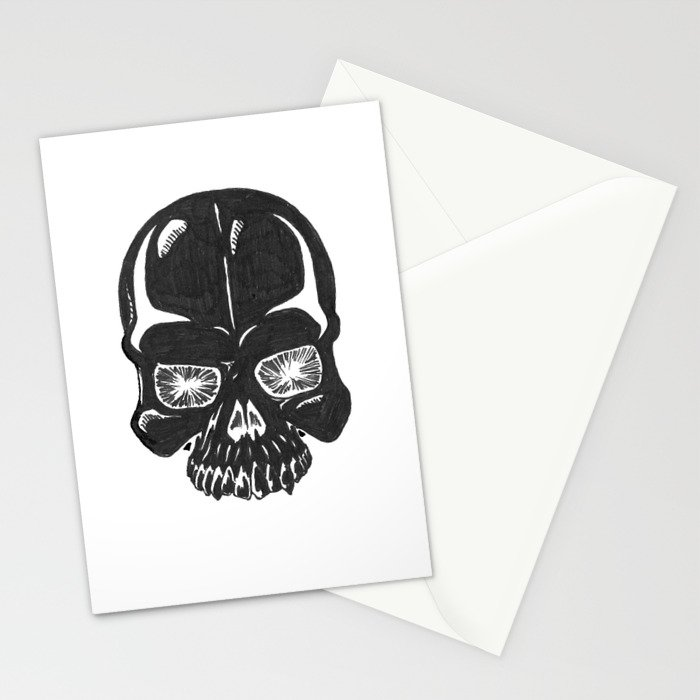The Ascetic Stationery Cards