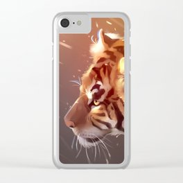 1.61 beats per second Clear iPhone Case