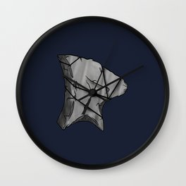 Human Art Wall Clock