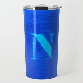 E N D (Blue Version) Travel Mug