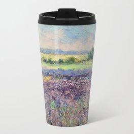 Provence Lavender Travel Mug