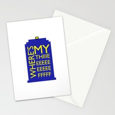 The Wife Of The Doctor Stationery Cards